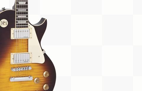 Ver Guitarra Vintage V100IT