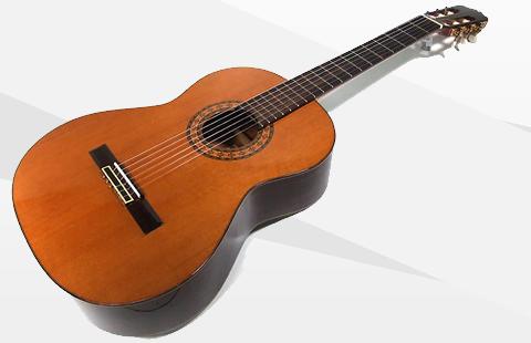 Ver Guitarra Clássica António Aparício AA30