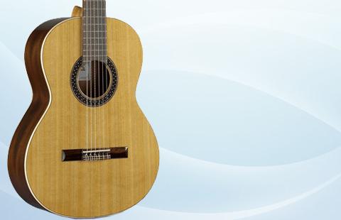 Ver Guitarra Clássica Alhambra 1C