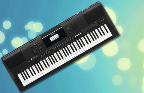 Ver  Yamaha PSR-EW410