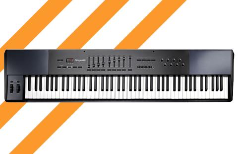 Ver Teclados MIDI Controladores M-Audio Oxygen 88
