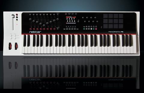 Ver Teclados MIDI Controladores Nektar Panorama P6