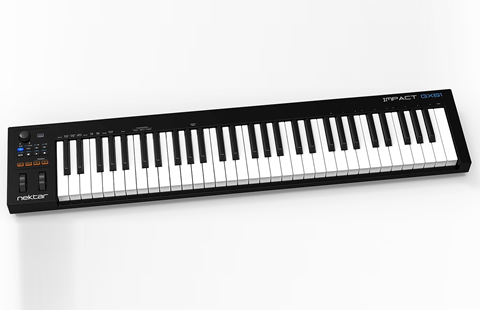 Ver Teclados MIDI Controladores Nektar Impact GX 61