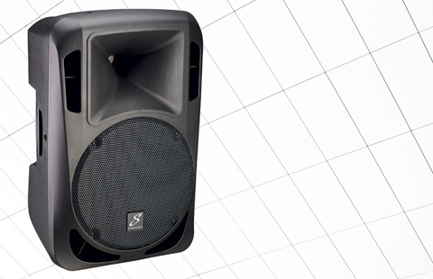 Ver Colunas Amplificadas Studiomaster DRIVE 15 AU