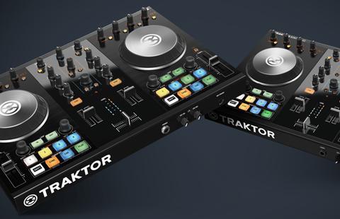 Ver Equipamento DJ Native Instruments Traktor Kontrol S2 MKII