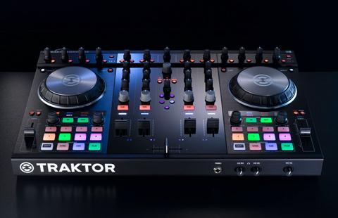Ver Equipamento DJ Native Instruments Traktor Kontrol S4 MK2