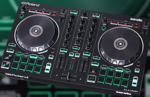 Ver  Roland DJ-202