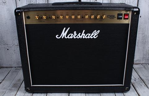Ver Combo a Válvulas Marshall DSL40C