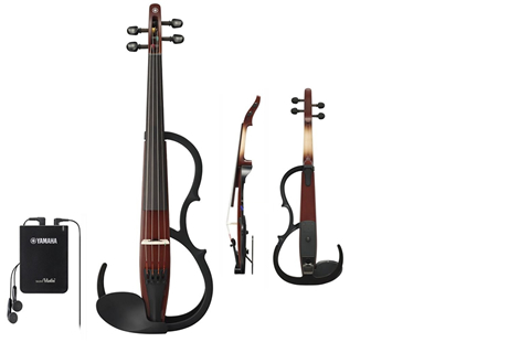 Ver Instrumento de corda Yamaha YSV-104BR Silent Violin