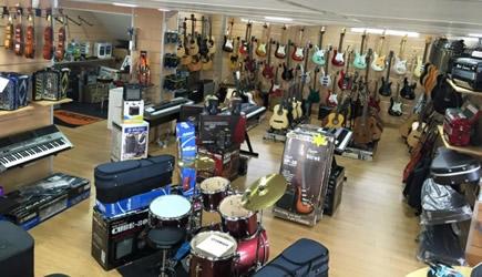 Egitana Loja de Instrumentos Musicais