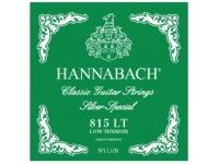 Cordas de Guitarra Clássica   Hannabach 815LT Green