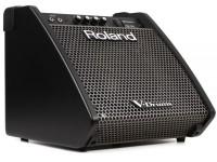 Monitores para bateria eletrónica Roland PM-100 Monitor Amplificado 80W para Baterias Eléctricas  Baterias Electrónicas Roland - Temos todos os modelos em stock!