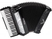 Acordeão Electrónico de Teclas Roland FR-8X BK Acordeão Teclas Premium Preto