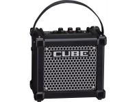 Combo de modelação para guitarra elétrica Roland MICRO CUBE GX Combo Guitarra Elétrica Portátil Preto
