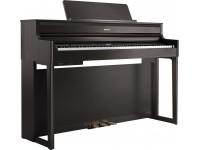 Piano Digital com Móvel Roland HP704 DR Dark Rosewood