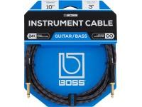 Cabo para guitarra BOSS BIC-10 Jack 3m