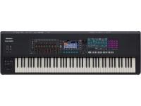 Sintetizador e sampler Roland FANTOM 8