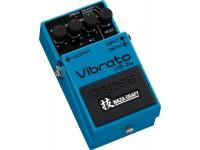 BOSS VB-2W Pedal Vibrato - Edição Especial Waza Craft Pedal de guitarra Boss VB2W Vibrato: verdadera expresión de vibrato, renacida con la innovación de waza