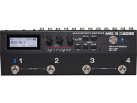 Comutador BOSS MS-3 Seletor Multi-Efeitos Pedal de efectos de guitarra con conmutador multiefectos Boss MS-3