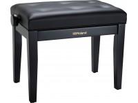 Banco para piano Roland RPB-300BK Banco Piano Premium Preto