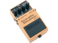 Pedal de efeitos para guitarra elétrica BOSS AC-3 Acoustic Simulator    Compra os teus Pedais BOSS na Egitana, Fazemos Entregas Rápidas, Somos uma Loja Portuguesa - 5 Anos de Garantia da BOSS.      Cabos de Patch (interligação de pedais) da BOSS