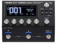 Pedaleira para Guitarra Elétrica BOSS GT-1000CORE Pedaleira Multi-Efeitos