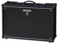 Combo de modelação para guitarra elétrica BOSS KATANA-100/212 MKII    Pedaleira de Controlo opcional BOSS GA-FC (vendida separadamente)