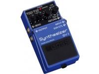 Sintetizador para guitarra e baixo BOSS SY-1 Sintetizador de Guitarra e Baixo