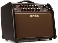 Amplificador para Guitarra Acústica BOSS ACS Acoustic Singer LIVE 60W  Pedaleira de Controlo BOSS GA-FC (vendida separadamente)