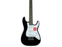 Guitarras criança 3/4 Fender Squier Mini Strat V2 BK IL