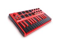 Akai MPK Mini MK 2 Limited Edition Red