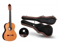 Guitarra Clássica Alhambra Premier Pro Exótico