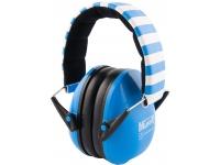 Alpine Muffy Gehörschutz Blue   Alpine Muffy Gehörschutz Blue  Muito confortável graças à faixa da cabeça macia  Tamanho ajustável, serve em qualquer criança  Dobrável, fácil de transportar e arrumar  Disponível em 3 cores, para rapazes e raparigas  Robusto e durável, de alta qualidade  Fácil de limpar  Valor SNR de 25 dB