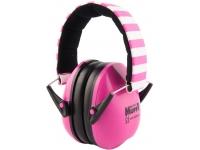 Alpine Muffy Gehörschutz Pink   Alpine Muffy Gehörschutz Pink  Muito confortável graças à faixa da cabeça macia  Tamanho ajustável, serve em qualquer criança  Dobrável, fácil de transportar e arrumar  Disponível em 3 cores, para rapazes e raparigas  Robusto e durável, de alta qualidade  Fácil de limpar  Valor SNR de 25 dB