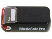 Proteção auditiva Alpine MusicSafe Pro  Proteção auditiva Alpine MusicSafe Pro - Filtro de Ouro: 16,0 dB (500 Hz) - Filtro de Prata: 15,7 dB (500 Hz) - Filtro de branco: 14,3 dB (500 Hz) - Fácil limpar