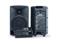 Alto Mixpack 10   O MixPack 10 é a solução completa e perfeita para quem precisa de um sistema de som portátil e acessível, que proporciona flexibilidade e desempenho excepcionalmente elevado.