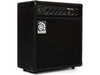 Ampeg BA-108V2   O combo amplificador de baixo BA-108V2 fornece o clássico timbre Ampeg em um design moderno, ideal para praticar.