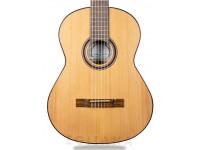 Guitarra Clássica (adulto) 4/4 APC 8C  Guitarra Clássica APC 8C - Tampo: Cedro Maciço - Aros e Fundo: Pau Santo - Braço: Mogno - Escala: African Blackwood - Acabamento: Alto Brilho