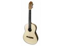 APC GC S OP 4/4 Simples Nylon   APCGC S OP 4/4 Simples Nylon  Guitarra de tamanho 4/4  Tampo: spruce (abeto)  Ilhargas e fundo: sapelie  Braço: mogno  Escala: pau-santo  Carrilhões: níquel  Acabamento: mate