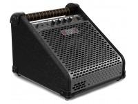 Amplificador para Bateria Eletrónica 20W Aroma ADX20