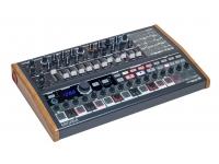 Módulos de sons Arturia Minibrute 2S B-Stock   Sintetizador Monofónico Analógico e sequênciador com extenso Patch Bay Modular