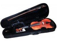 Violino 1/2 Ashton AV 122 NAT 1/2   Tamanho: 52cm x 18,5cm  Apropriado para idades entre 7-9 anos  Cor Natural