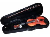 Violino 1/2 Ashton AV122 AVN  Violino 1/2 Completo Natural AV122 AVN   Com estojo e arco  Inclui resina e almofada  Cor Natural