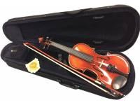 Ashton AV442 AVN  Violino 4/4 Completo Natural AV442AVN   Com estojo e arco  Inclui resina e almofada  Cor Natural