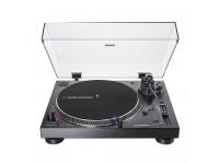 Gira-Discos de acionamento direto Profissional  Audio Technica AT-LP120XUSBBK