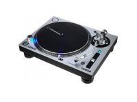 Gira-Discos Profissional para DJ Audio Technica AT-LP140XP Silver