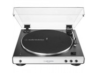 Gira-Discos automático sem fio de acionamento Audio Technica AT-LP60XBT WH