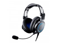 Auriculares fechado de Alta fidelidade para Videogames com microfone removível Audio Technica ATH-G1