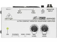 Behringer Amplificador Auriculares MA400