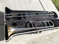 Trombone Besson BE639-2-0  TROMBONE BESSON VARAS
